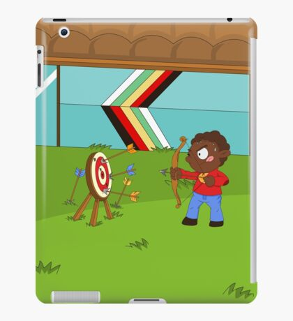 Olympic Sports: Archery iPad Case/Skin