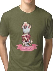 Nonon  Tri-blend T-Shirt