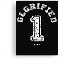 Glorified 1 Canvas Print