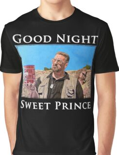 Good Night Sweet Prince Graphic T-Shirt