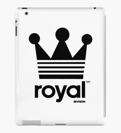 Royal Crown-Revision Apparel™ iPad Case/Skin