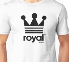 Royal Crown-Revision Apparel™ Unisex T-Shirt