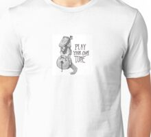 Alligator: Play Your Own Tune Unisex T-Shirt