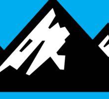 ROCKY MOUNTAIN NATIONAL PARK COLORADO MOUNTAINS HIKING CLIMBING CAMPING DECAL Sticker