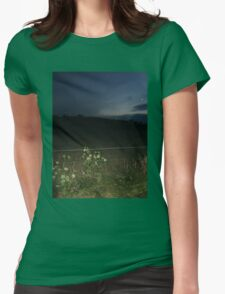 countryside photography Womens Fitted T-Shirt