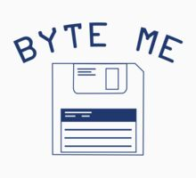 Byte Me by DesignFactoryD