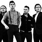 B&W Arctic Monkeys by silke16907
