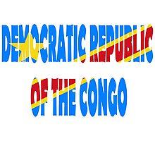 Democratic Republic of the Congo Photographic Print