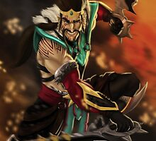 Draven  by domeddi