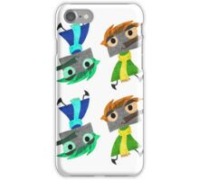 Twig friends iPhone Case/Skin