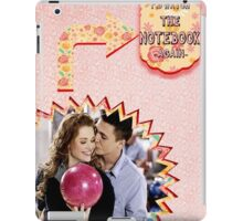 My Teenwolfed Valentine [For You I Would Watch the Nothebook] iPad Case/Skin