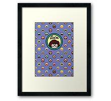 Daria's World Framed Print