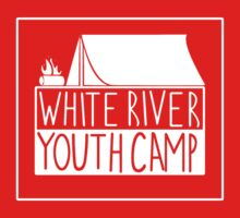 WRYC tent design (Red and White) One Piece - Long Sleeve