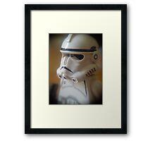 Clone Trooper Framed Print
