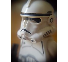 Clone Trooper Photographic Print