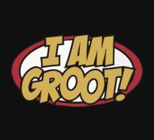 I Am Groot by nardesign