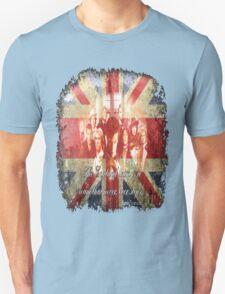 The Doctors Never Stop Unisex T-Shirt