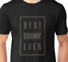 Best Granny Ever Unisex T-Shirt