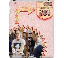 My Teenwolfed Valentine [Got A Little Crush Going On You] iPad Case/Skin