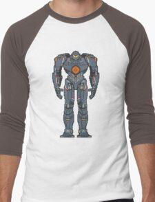 We Created Monsters Men's Baseball ¾ T-Shirt