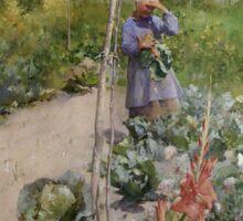 Kokstradgarden The Kitchen Garden Sticker