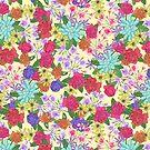 Summer Bouquet by Lydia Meiying