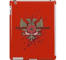 Fucking Russians iPad Case/Skin