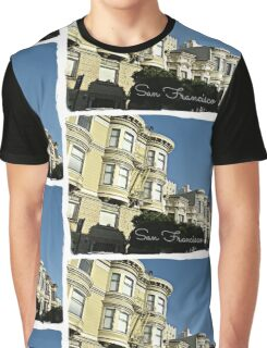 """ San Francisco "" Graphic T-Shirt"