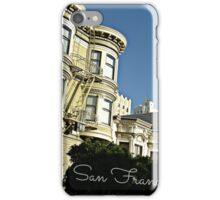 """ San Francisco "" iPhone Case/Skin"