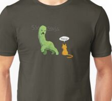 Minecraft - Hissing Contest Unisex T-Shirt