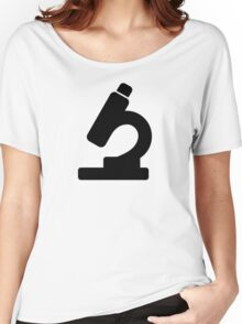 Microscope Women's Relaxed Fit T-Shirt