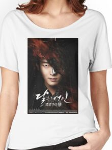 Scarlet Heart Ryeo Wang So official poster Women's Relaxed Fit T-Shirt