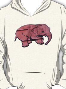 Seeing Pink Elephants? T-Shirt