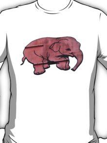 Seeing Pink Elephants? T-Shirt
