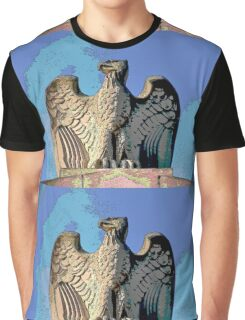 """Eagle Atop The Market Street Bridge"" Graphic T-Shirt"