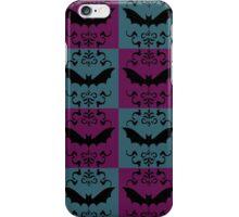 Goth Bats iPhone Case/Skin