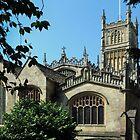 Cirencester Parish Church. by rodsfotos