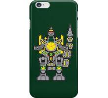 Green Dragonzord iPhone Case/Skin