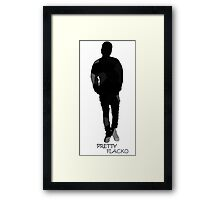 Rap / Hip-Hop: ASAP ROCKY Framed Print