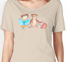 And then... Women's Relaxed Fit T-Shirt
