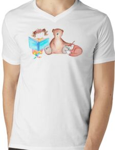 And then... Mens V-Neck T-Shirt