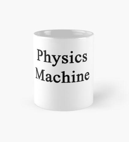 Physics Machine Mug