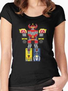 Megazord Women's Fitted Scoop T-Shirt