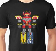 Megazord Unisex T-Shirt