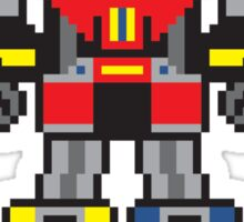Megazord Sticker