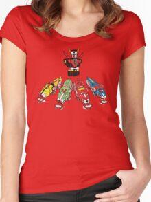 Lunch Break Women's Fitted Scoop T-Shirt