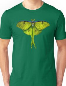 luna moth Unisex T-Shirt