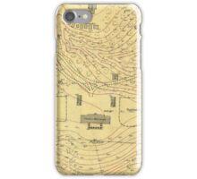 Arlington Cemetery 1864 iPhone Case/Skin