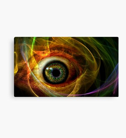 What do we see? Canvas Print