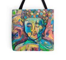 Evolution of the Buddha Tote Bag